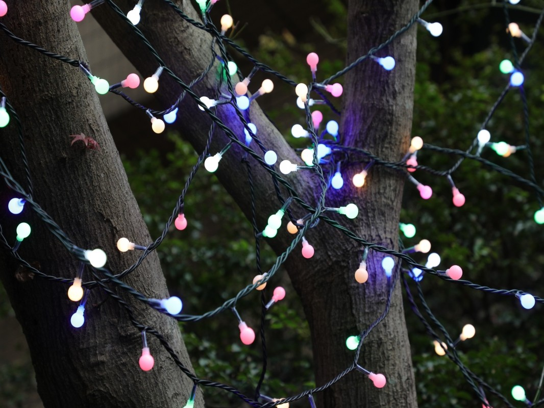 LED Pearl string lights