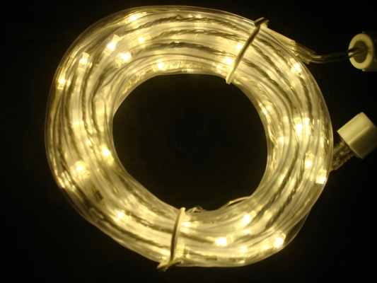 Warm White Small LED Rope Lights