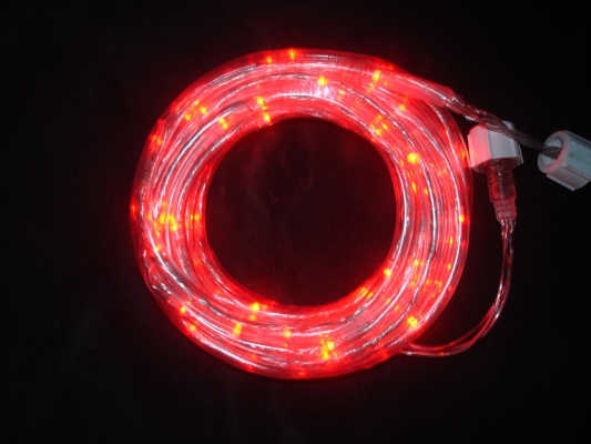 Red Small LED Rope Lights