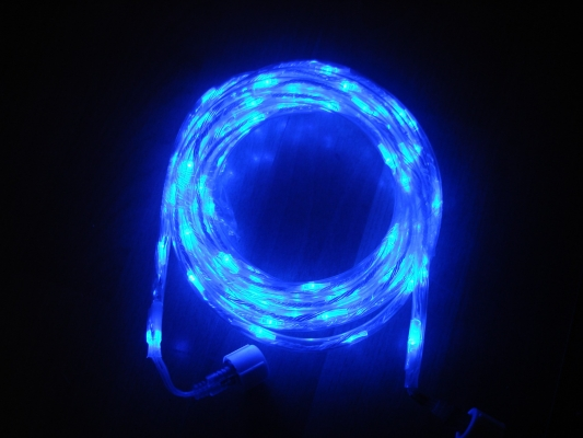 Blue Small LED Rope Lights