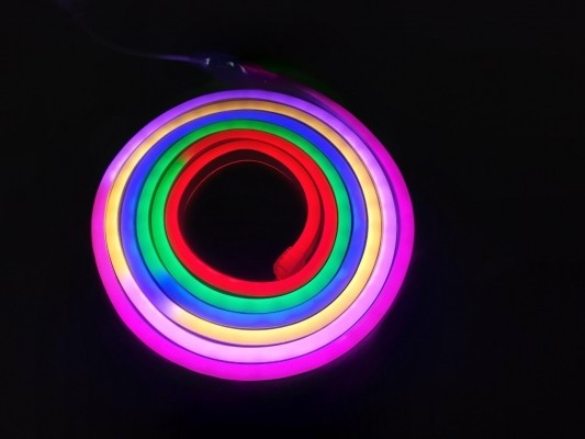 LED Neon Flexible Strip Light 8x16mm (custom-made)