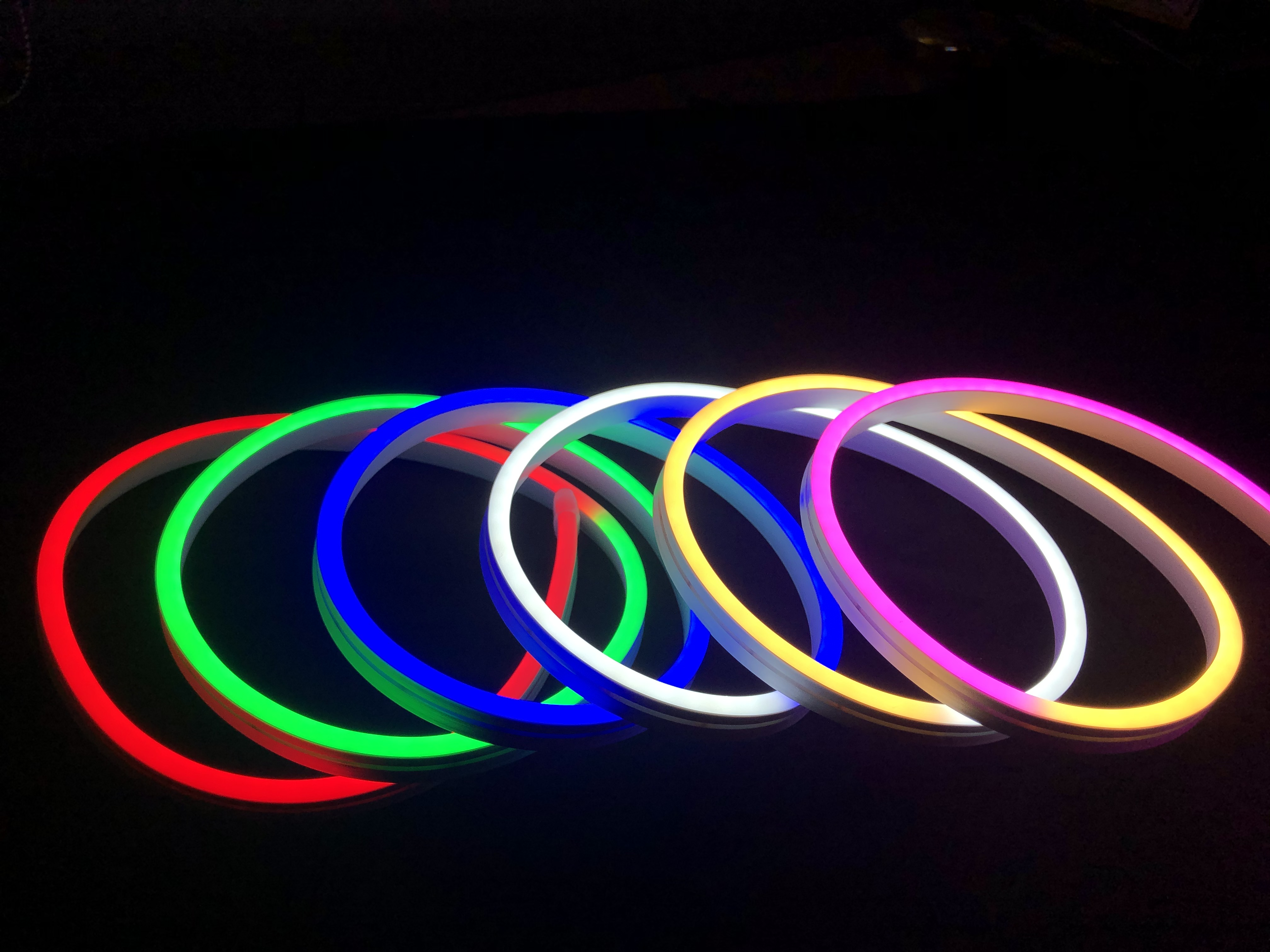Neon Flexible Strip Light 6x12mm