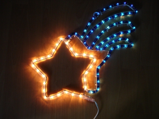 LED Star – Meteor