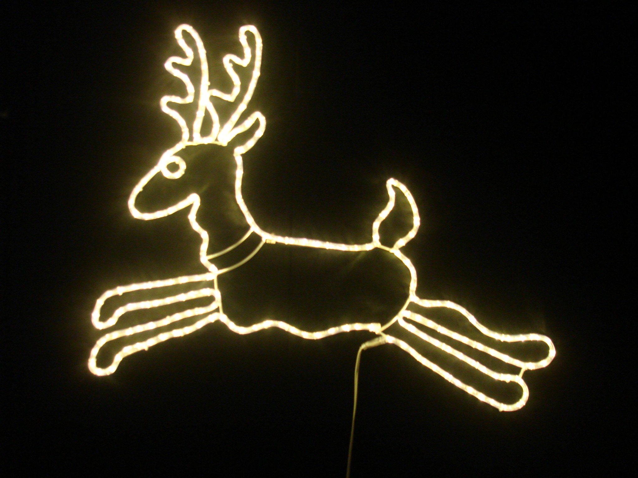 LED 2D Fly Deer